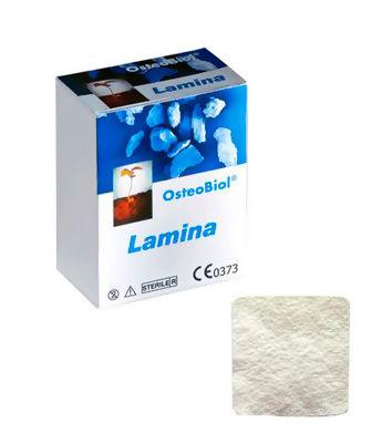 OsteoBiol Lamina Soft Cortical fine 25х25мм