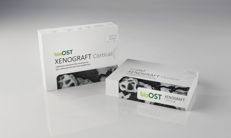 bioOST Xenograft-Cortical