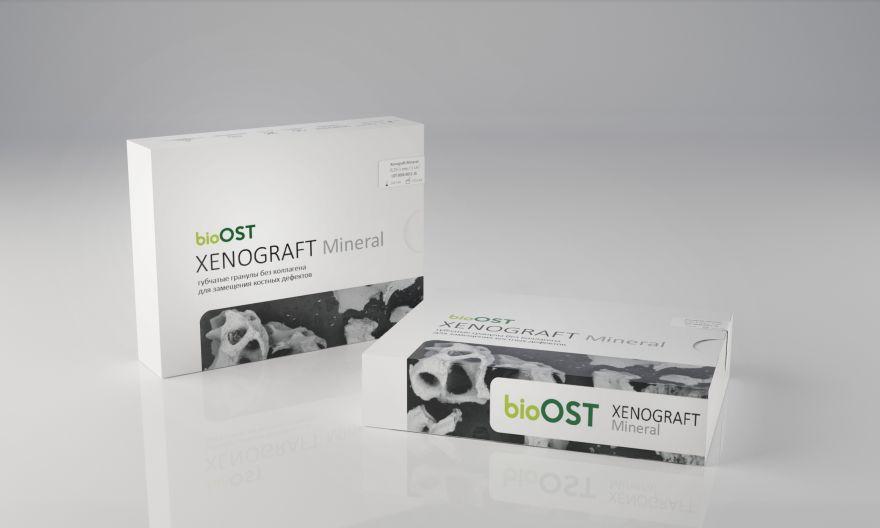bioOST Xenograft-Mineral